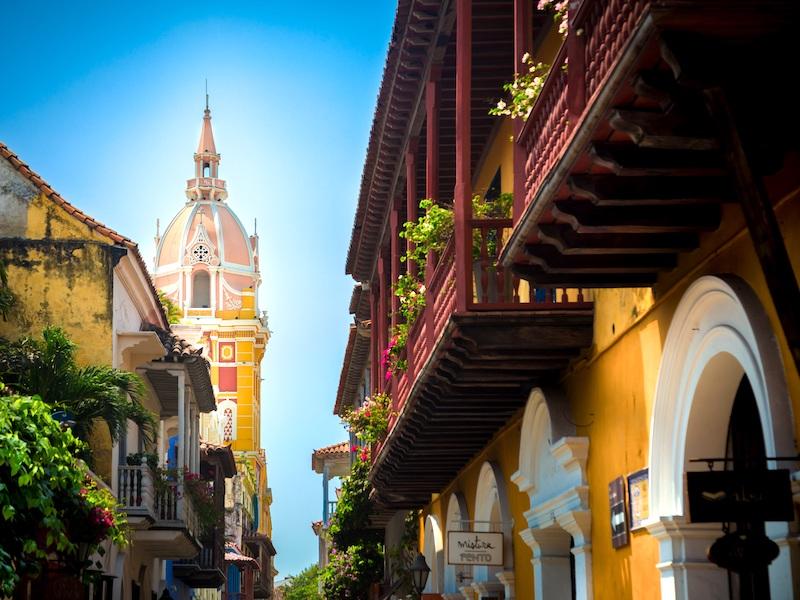 Kolumbien Reiseangebote - Cartagena