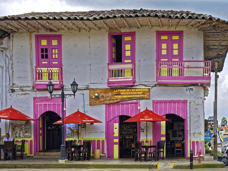 Kolumbien Reisen