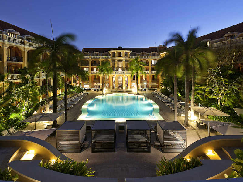 CARTAGENA Hotel Sofitel Santa Clara