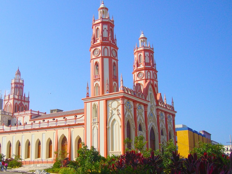 Infos Kolumbien - Kolonialstädte
