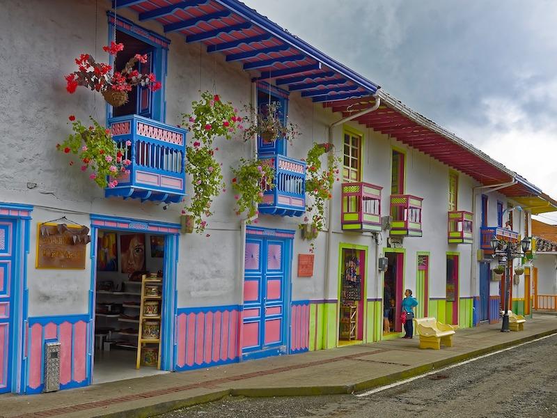 Kaffee & Koloniales Erbe - Kolumbien Rundreise