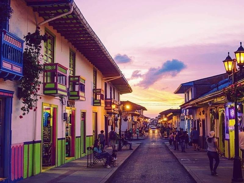 Corona in Kolumbien